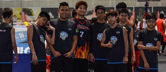 Basketball Camp with NBA Players 2015